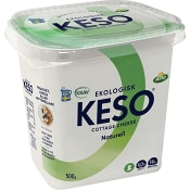 Cottage Cheese 500g KRAV Keso