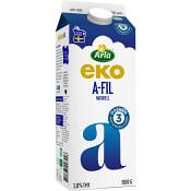 Filmjölk A-fil Plus Dofilus 3% Ekologisk 1500g Arla