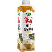 Mild yoghurt Honung 2% 1000g Arla