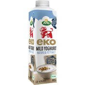 Mild yoghurt Naturell Ekologisk 3,8-4,5% 1000g Arla