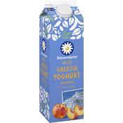 Grekisk yoghurt Persika 1000g Skånemejerier