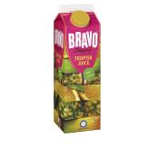 Juice Tropisk 1l Miljömärkt Bravo