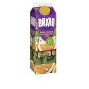 Äpple apelsin & passionsfruktsjuice 1l  Bravo