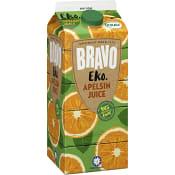 Juice Apelsin 1,75l KRAV Bravo