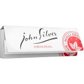 Cigarettpapper 100-p John Silver