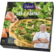 Lax & Räkpaj Fryst 240g Familjen Dafgård
