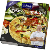 Grönsakspaj Grekisk 240g Familjen Dafgård