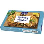 Kycklingschnitzel Fryst 560g Dafgård
