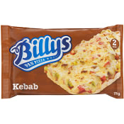 Panpizza Kebab Fryst 170g Billys