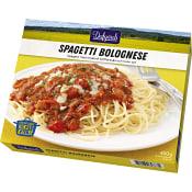 Spagetti bolognese Måltid Fryst 400g  Familjen Dafgård