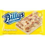 Panpizza Peperoni Fryst 170g Billys