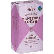 Manitoba Cream Vetemjöl 2kg Ramlösa Kvarn