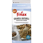 Granola Naturell 450g Finax
