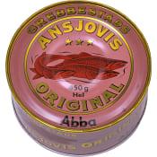 Ansjovis Hel 450g Grebbestad
