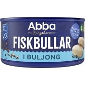 Fiskbullar i buljong 375g Abba