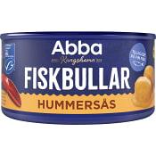 Fiskbullar i hummersås 375g Abba
