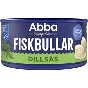 Fiskbullar i dillsås 375g Abba