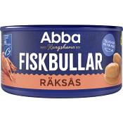 Fiskbullar i räksås 375g Abba