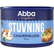 Stuvning Champinjon 185g Abba
