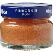 Caviar Röd Finkornig Rom 80g Abba