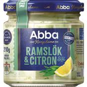 Ramslök och citronsill 210g Abba