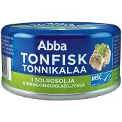 Tonfisk i solrosolja 200g Abba