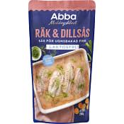 Räk & Dillsås Laktosfri 250g Abba
