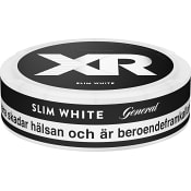 X-Rge Slim White Portionssnus 16,8g General