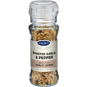 Roasted garlic & pepper Kryddblandning Kvarn 80g Santa Maria