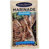BBQ marinad Allround 75g Santa Maria