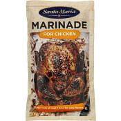 BBQ marinad Chicken 75g Santa Maria