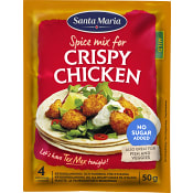 Crispy chicken Spice mix 50g Santa Maria