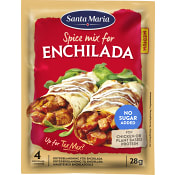 Enchilada Spice mix 28g Santa Maria