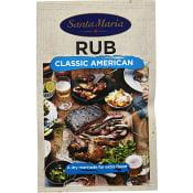 BBQ rub Classic 22g Santa Maria