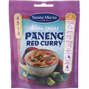 Asian spices Paneng red curry 32g Santa Maria