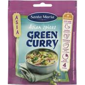 Kryddmix Green curry Mix 40g Santa maria