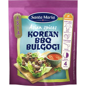 Asian spices Korean BBQ bulgogi 35g Santa Maria