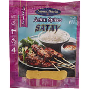 Asian spices Satay mix 35g Santa Maria