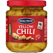 Yellow chili Mild 215g Santa Maria