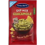 Dip mix Guacamole 15g Santa Maria