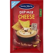 Dip mix Cheese 16g Santa Maria