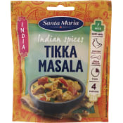 Indian spices Tikka masala 35g Santa Maria