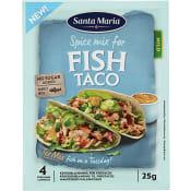 Kryddmix Taco Fisk 25g Santa Maria