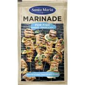 Marinad BBQ för fisk 75g Santa Maria