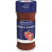 Paprika Smoked 37g Santa Maria