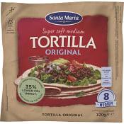 Tortilla Original 8-p 320g Santa Maria
