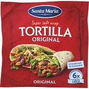 Tortilla Original 6-p 371g Santa Maria