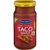 Taco sauce Medium 230g Santa Maria