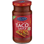 Taco sauce Hot 230g Santa Maria