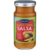 Salsa Mango Papaya 230g Santa Maria
